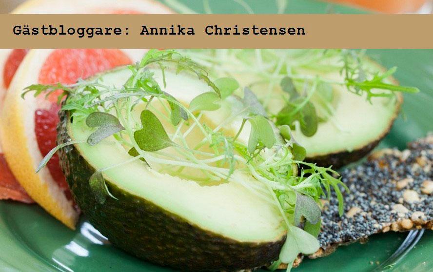 Micro Leaf. Gästbloggare, Annika Christensen