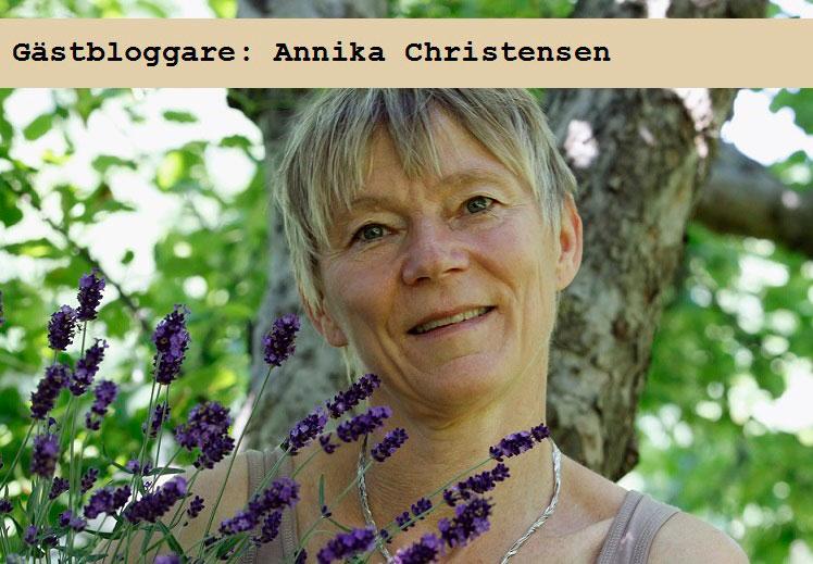 Annika Christensen om att förodla
