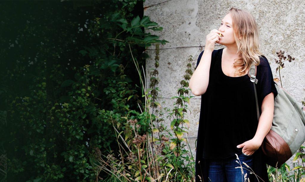 Från frö till skörd med Karoline Jönsson