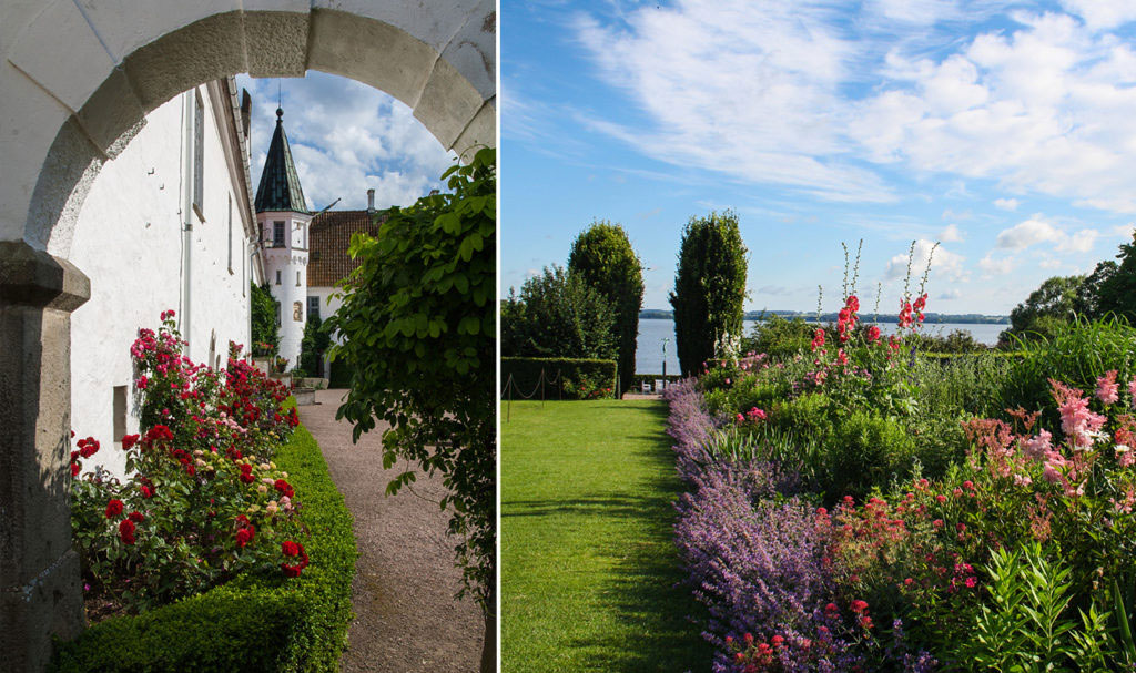 Bosjöklosters slottspark och trädgårdar