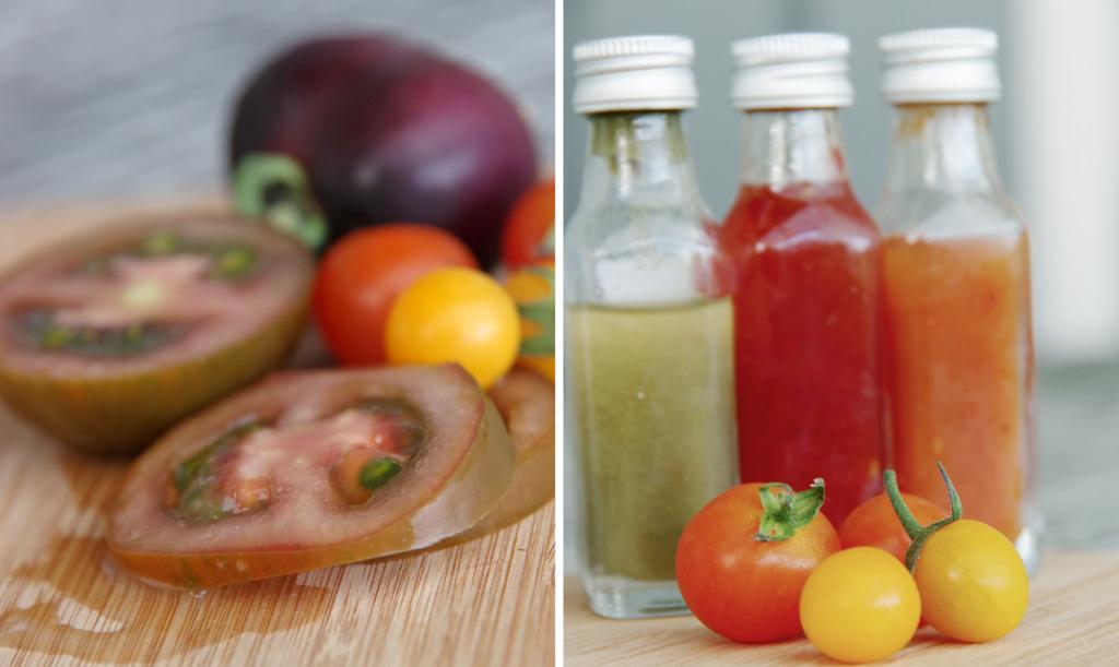Förädla dina tomater