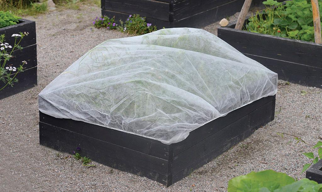 Prima Skydda dina plantor från frost - Din odlarvän VK-59