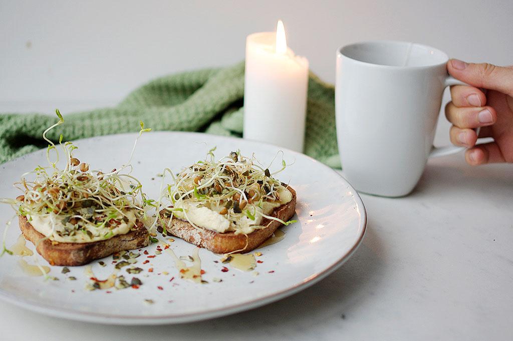 Servera som frukost, mellis, lunch eller middag. Foto: Lovisa Back
